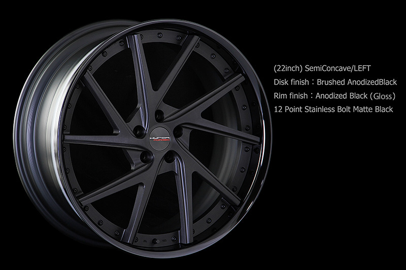 Hf Dic Hyper Forged Wheels Official Site